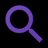 Qwiki - search Wikipedia icon