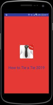 How to Tie a Tie 2019 screenshot 4