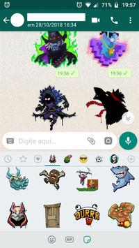 StickersFortnite Sprays 2 captura de pantalla 1