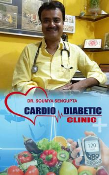Cardio Diabetic Clinic poster
