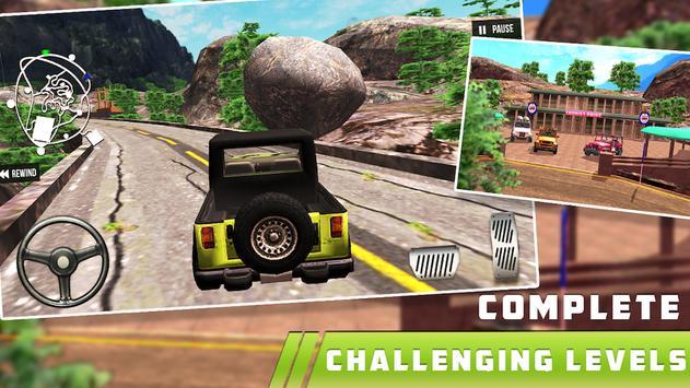 Jeep Simulator screenshot 4