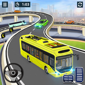 Bus Games - Coach Bus Simulator 2020, Free Games иконка