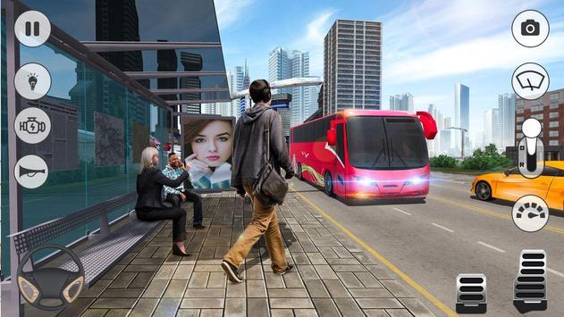 City Coach Bus Simulator 2019 截圖 12