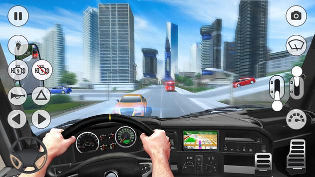 City Coach Bus Simulator 2019 截圖 13