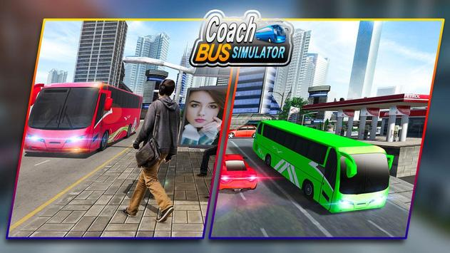 Bus Games - Coach Bus Simulator 2020, Free Games скриншот 4