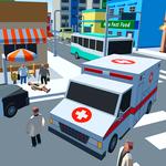 Ambulance Driver - Extreme city rescue APK