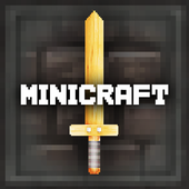 MiniCraft City Build Crafting Games icon