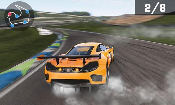 Real City Drift Racing Driving captura de pantalla 6