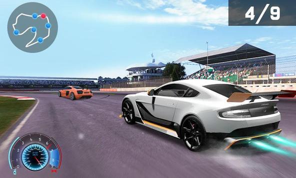 Real City Drift Racing Driving captura de pantalla 8