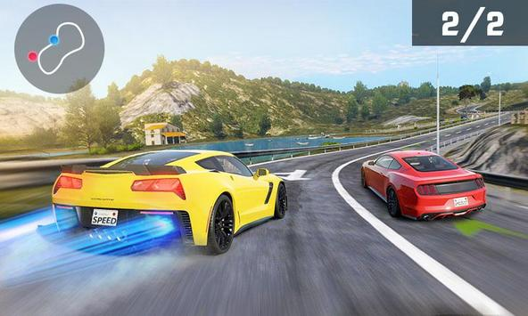 Real City Drift Racing Driving captura de pantalla 1