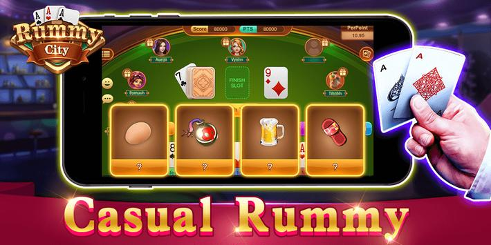 Rummy City poster