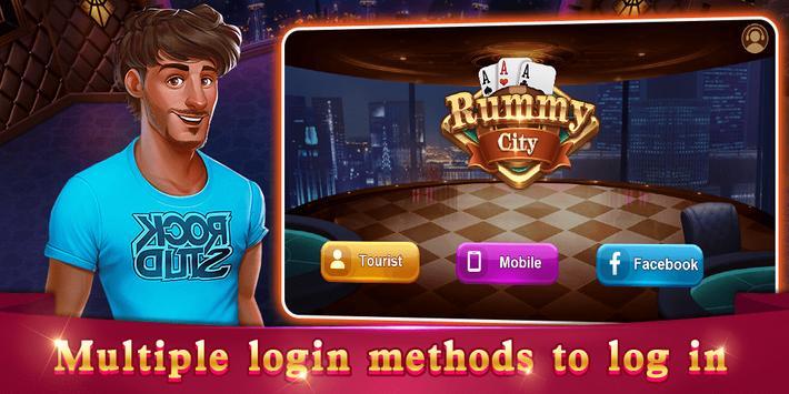 Rummy City screenshot 1
