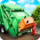 Garbage Truck - City Trash Service Simulator APK
