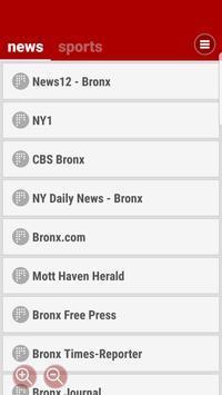 News from Bronx screenshot 1