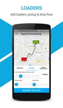 City Link-Bangalore Truck Hire screenshot 3