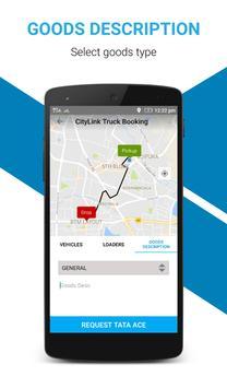 City Link-Bangalore Truck Hire screenshot 4