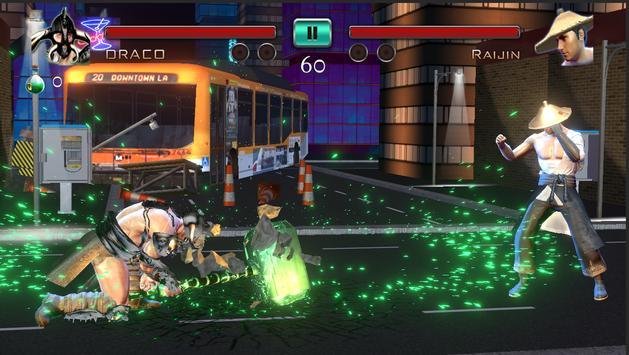 Ninja Oyunu - En Güzel Kavga Dövüş Oyunları Ekran Görüntüsü 12