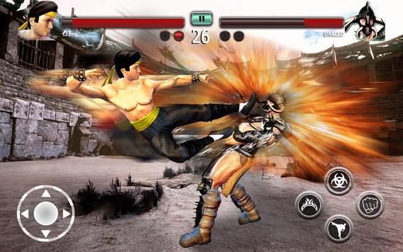 Ninja Oyunu - En Güzel Kavga Dövüş Oyunları Ekran Görüntüsü 15