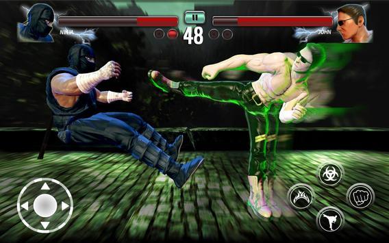 Ninja Oyunu - En Güzel Kavga Dövüş Oyunları Ekran Görüntüsü 1