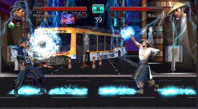 Ninja Oyunu - En Güzel Kavga Dövüş Oyunları Ekran Görüntüsü 5