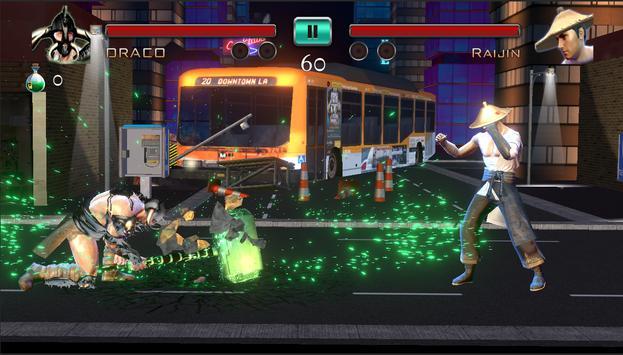 Ninja Oyunu - En Güzel Kavga Dövüş Oyunları Ekran Görüntüsü 6