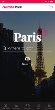 Paris पोस्टर