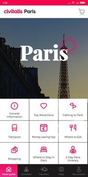 Paris स्क्रीनशॉट 1