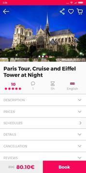 Paris स्क्रीनशॉट 7