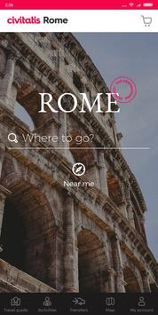 Rome-poster