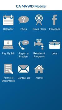 CA MVWD Mobile screenshot 1
