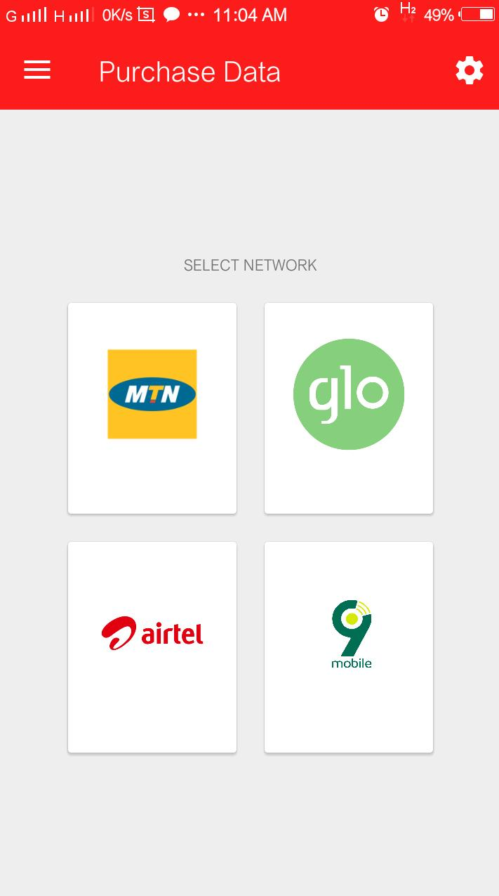 Trendz Cheap MTN GLO Airtel 9Mobile Data for Android - APK Download