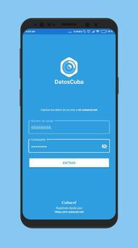 DatosCuba poster