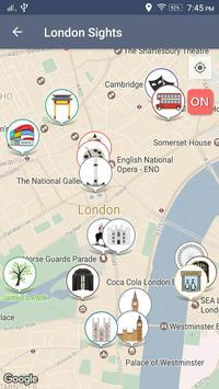 London Travel Guide screenshot 1