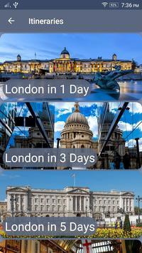 London Travel Guide screenshot 2