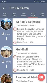 London Travel Guide screenshot 3