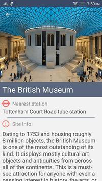 London Travel Guide screenshot 4