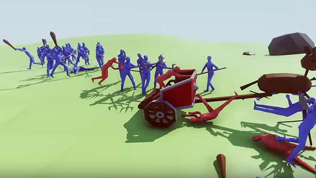 Totally Accurate Epic of Battle Simulator screenshot 1