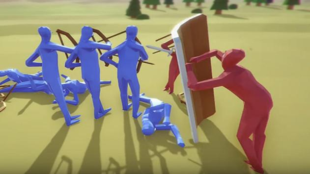Totally Accurate Epic of Battle Simulator screenshot 2