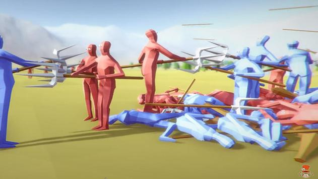 Totally Accurate Epic of Battle Simulator screenshot 3