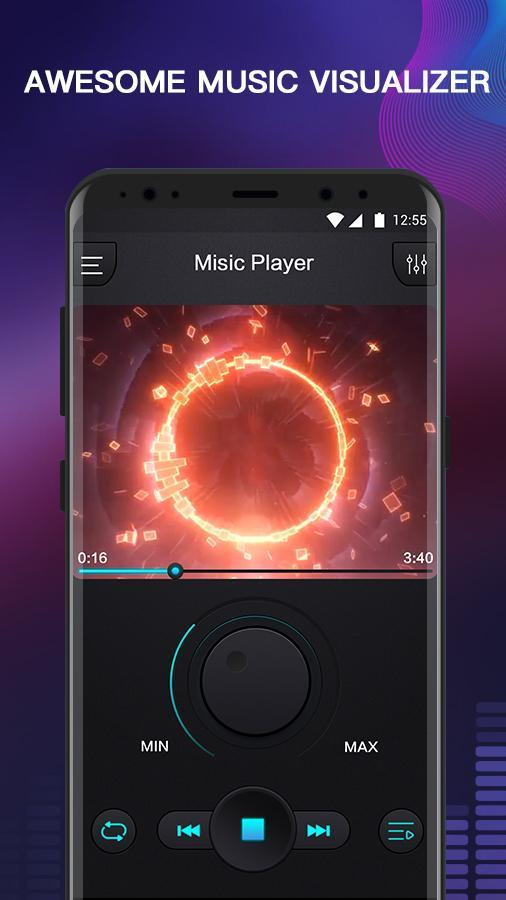 Free Music - MP3 Player, Equalizer & Bass Booster for Android - APK
