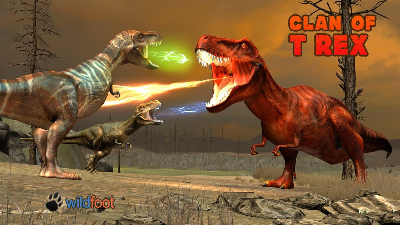 Clan Of T Rex For Android Apk Download