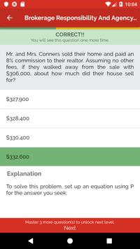 Real Estate Practice Test 2021 截圖 3