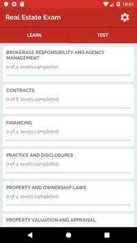 Real Estate Practice Test 2021 海報