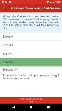 Real Estate Practice Test 2021 截圖 1