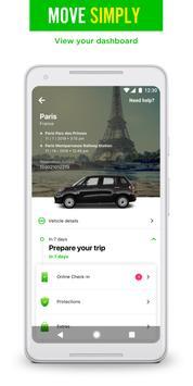 Europcar ảnh chụp màn hình 2