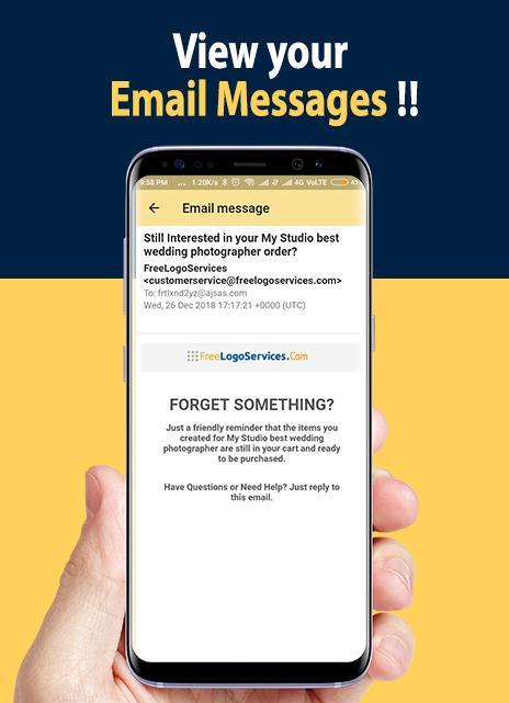 T Mail - Temporary Email for Android - APK Download