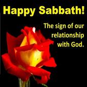 Happy Sabbath Quotes أيقونة