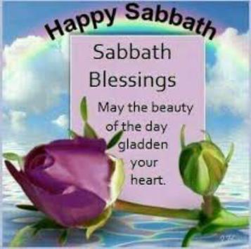 Happy Sabbath Quotes تصوير الشاشة 7