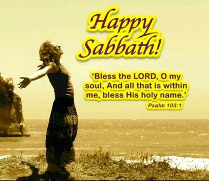 Happy Sabbath Quotes تصوير الشاشة 3