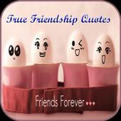 True Friendship Quotes icon